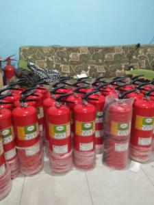 Alat Pemadam Api di Solo